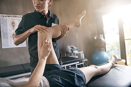 osteopathy injuries and rehabilitation