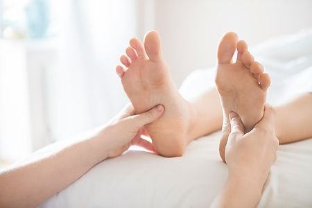 osteopathy reflexology